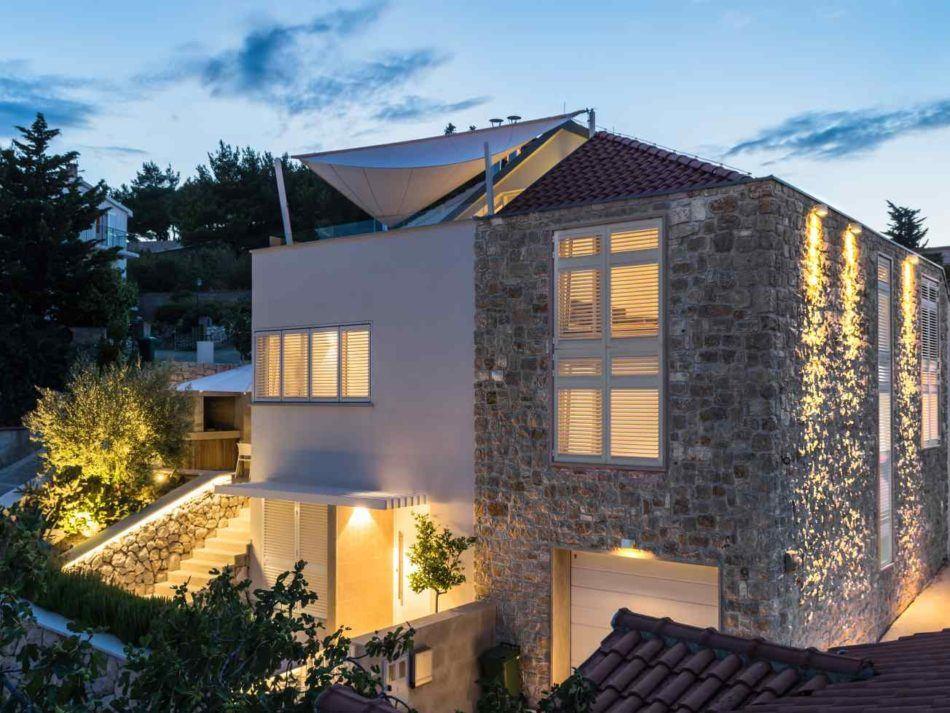 Tribunj, beautiful villa in the center