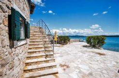 Island-Murter-luxory-seafront-stone-house