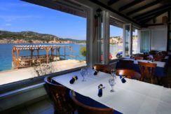 restoran uz more,tisno